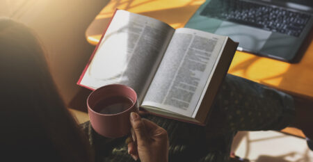 изучение Библии / квакеры