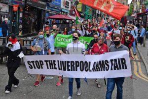Кампания против Ливерпульской ярмарки вооружений